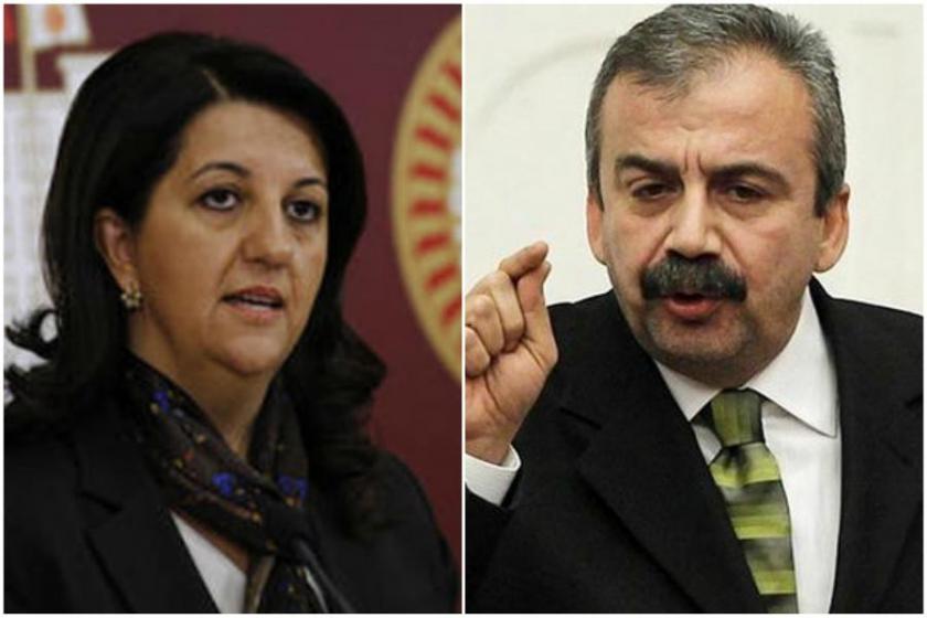 Pervin Buldan ve Sırrı Süreyya Önder'e soruşturma