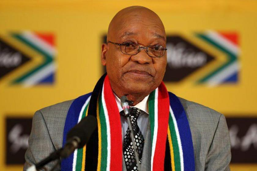 Güney Afrika Cumhurbaşkanı Jacob Zuma'nın istifası isteniyor