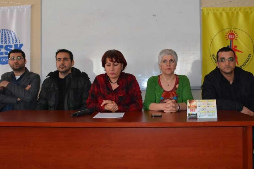BES Diyarbakır Şubesi: Bedirhan Çetinkaya serbest bırakılsın