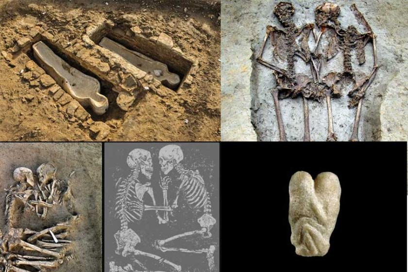 9 Arkeolojik Aşk Hikayesi