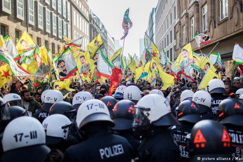Köln polisinden NAV-DEM'e eylem  yasağı