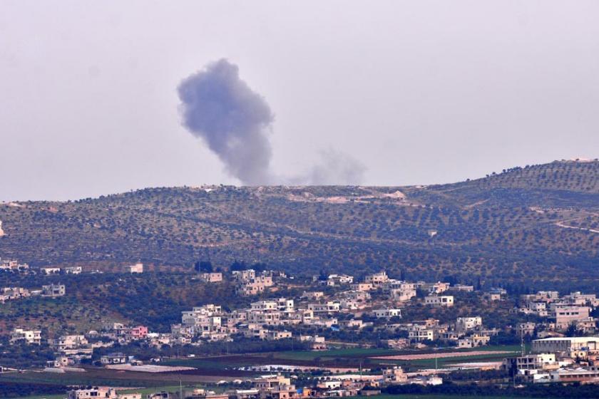 Afrin operasyonu 33'üncü gün