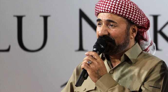 Şivan Perwer'in kardeşi AKP'den aday oldu