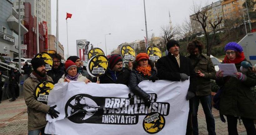 Güney Kore'ye 'biber gazı satma' çağrısı