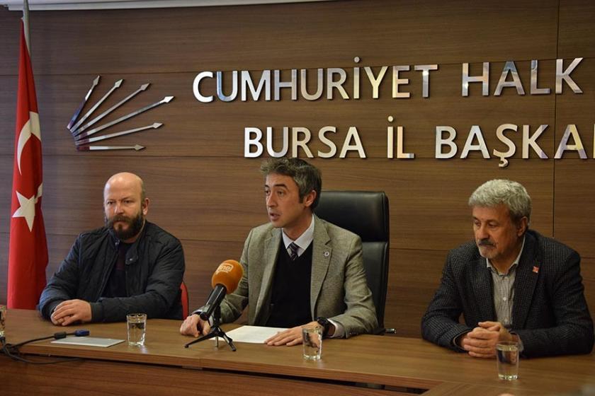 Bursa Demokrasi Güçleri: Baskılara karşı mücadele edeceğiz