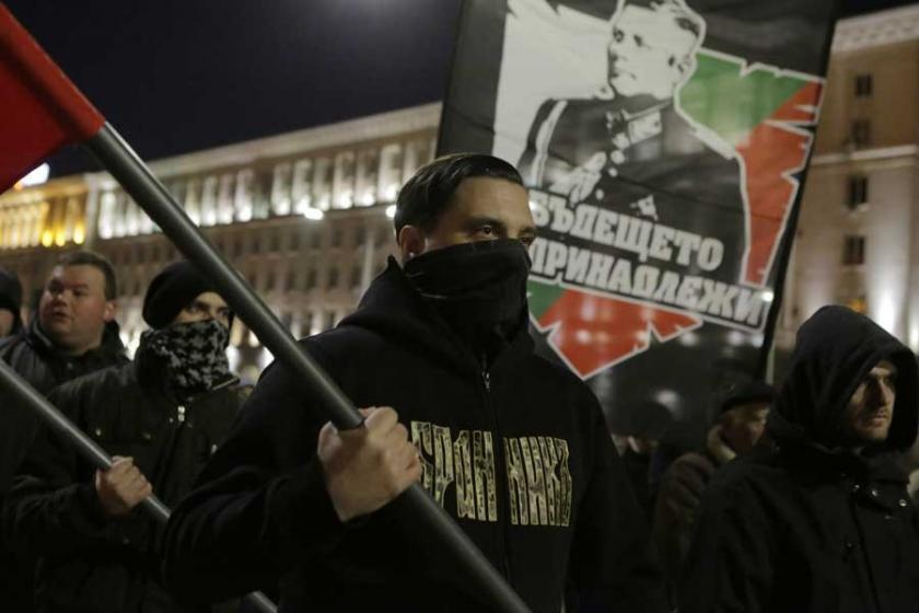 Bulgaristan'nın başkentinde Nazi yürüyüşü