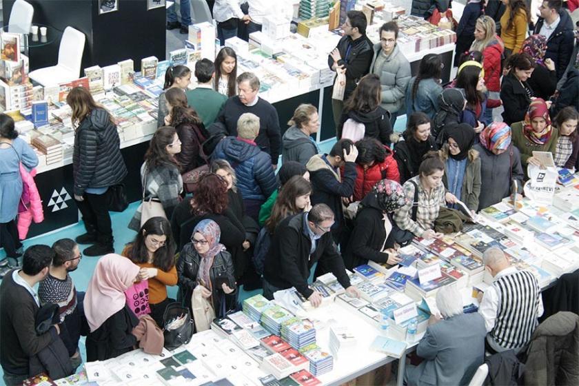 Ankara Kitap Fuarı'ndan ilk izlenimler