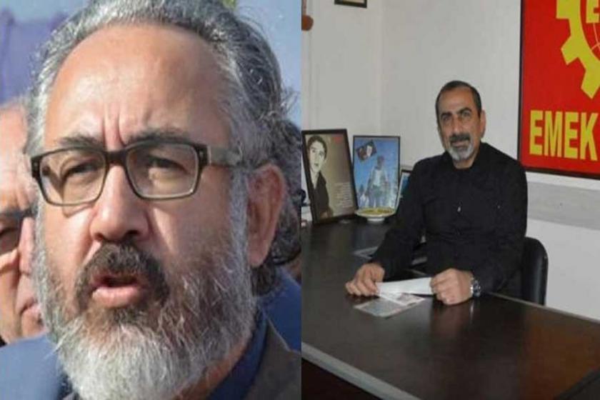HDP ve EMEP il başkanlarına cezaevinde darp