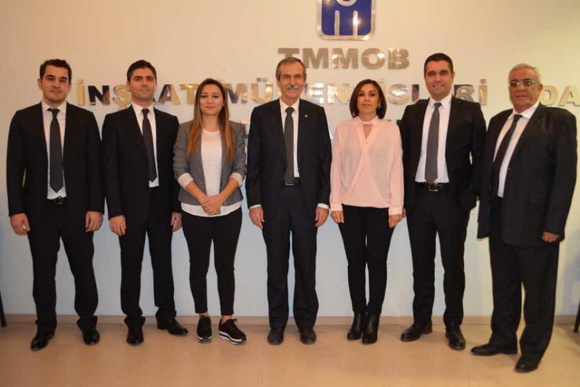 İMO Adana Şubesinin 22. Genel Kurulu tamamlandı