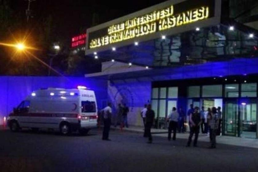 Sur'da patlama: 2 çocuk yaralandı