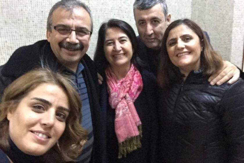 Serpil Kemalbay serbest bırakıldı