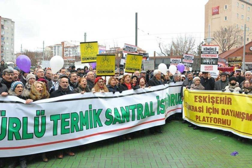 'Termik santrale hayır' mitingine Afrin yasağı!