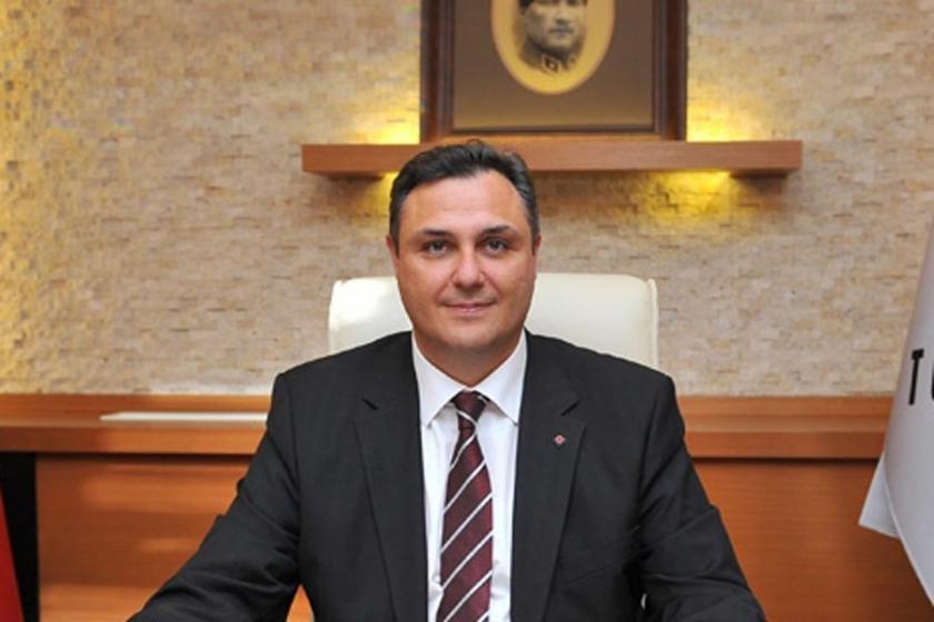 TÜBİTAK Başkanı Ahmet Arif Ergin, görevden alındı