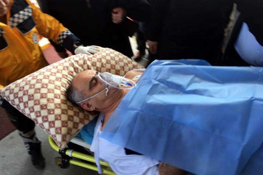 Yahyalı Belediye Başkanı AKP'li Öztürk'e bıçaklı saldırı