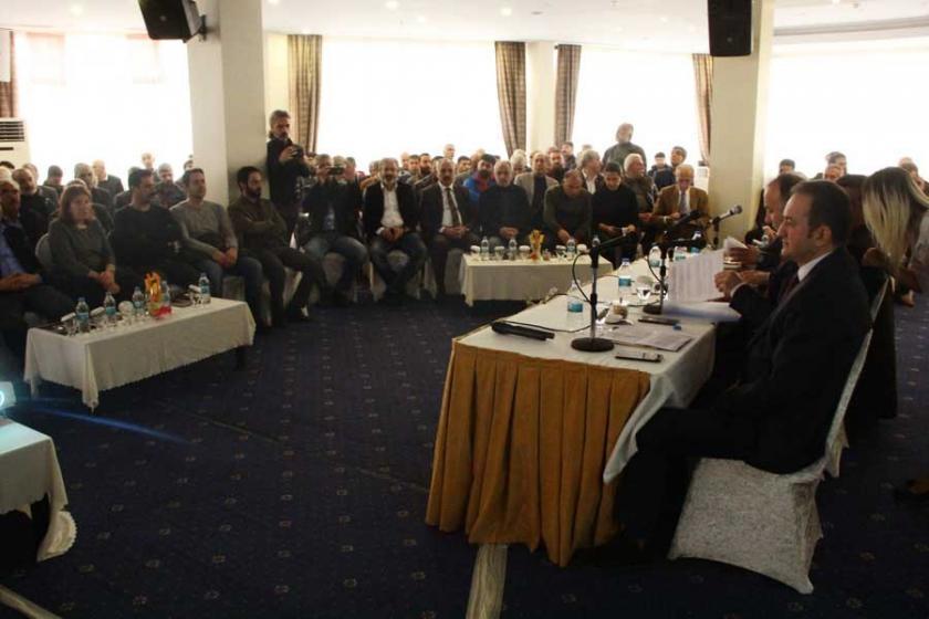 CHP'den Diyarbakır'da barış mesajı: Barışı konuşmalıyız