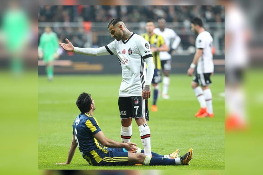 Beşiktaş, Fenerbahçe'yi 3-1 mağlup etti