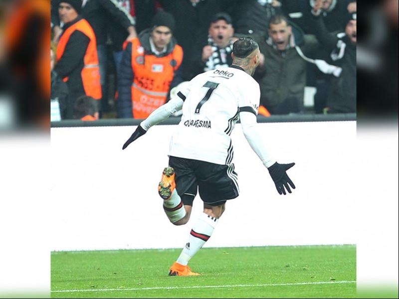 Beşiktaş'tan Quaresma açıklaması