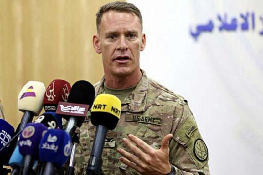Pentagon: Afrin'i diplomatik yollarla çözmeye çalışıyoruz