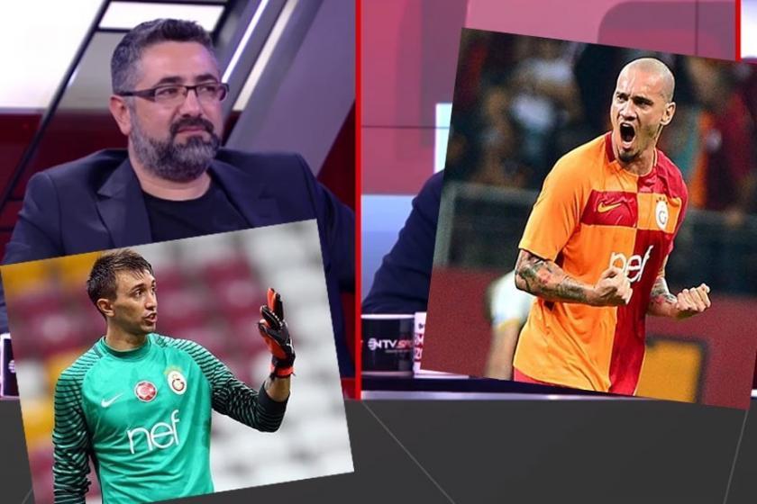 Galatasaray, NTV ve NTV Spor'un akreditasyonunu iptal etti