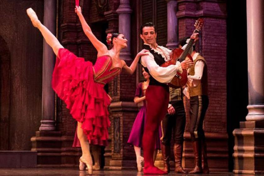 İstanbul Devlet Opera ve Balesi, Don Kişot'u sahneliyor