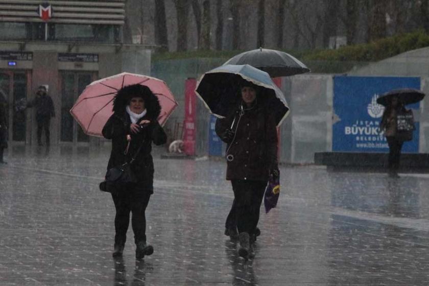 Meteoroloji'den İstanbul için kar ve don uyarısı