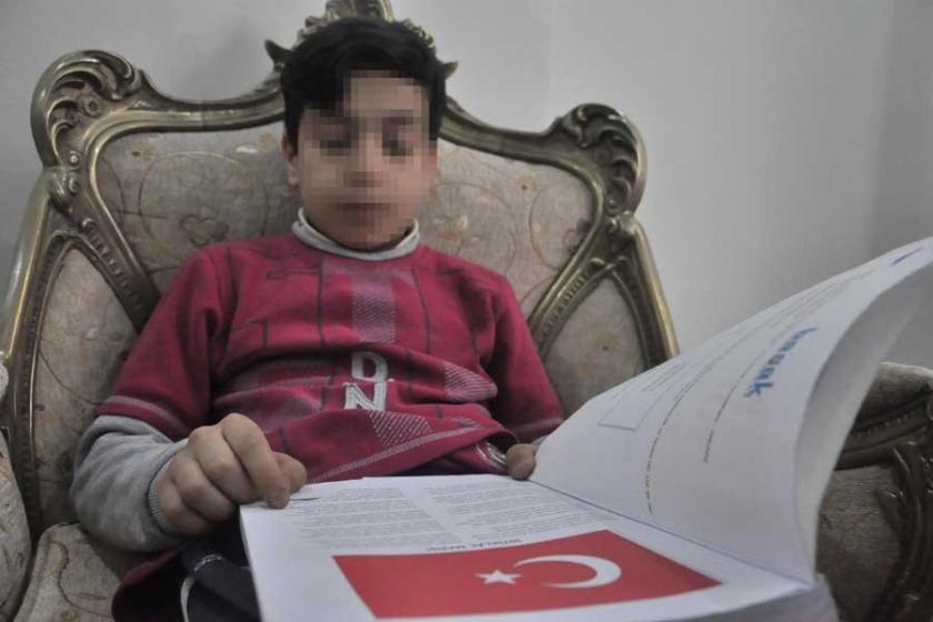 'İstiklal Marşı'nı okuyamayan öğrenciye dayak' iddiası