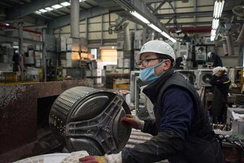 Kore Cumhuriyeti'nde 68 saatlik çalışma süresi kısaltıldı