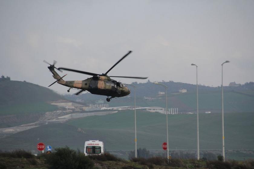 Afrin operasyonunda 41. gün: 8 asker yaşamını yitirdi
