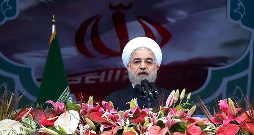 Ruhani: Ortadoğu'da istikrar için İran'la işbirliği yapılmalı