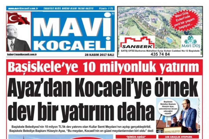 Kocaeli'de hukuksuzluğa karşı çıkan gazeteciler işten atıldı