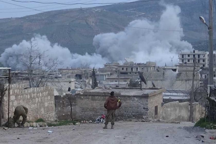 Afrin operasyonunda 44. gün: Cinderes'te şiddetli çatışmalar