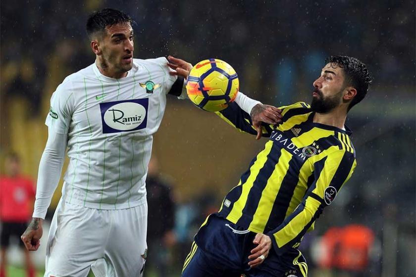 Akhisar Belediyespor, Fenerbahçe'yi Kadıköy'de 3-2 yendi