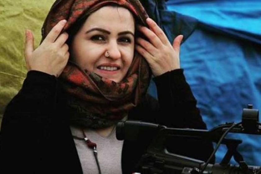 Jinnews muhabiri Durket Süren serbest bırakıldı