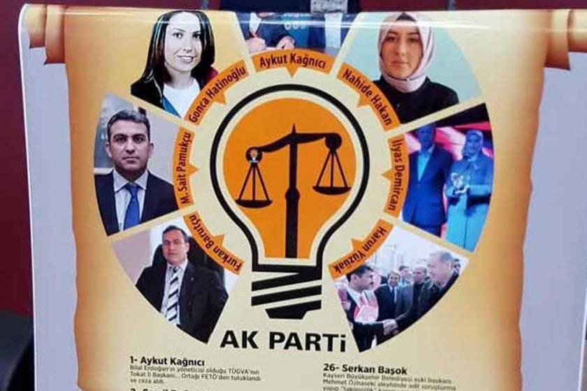 AKP ile HSK arasında 'AKP'li hakim' krizi