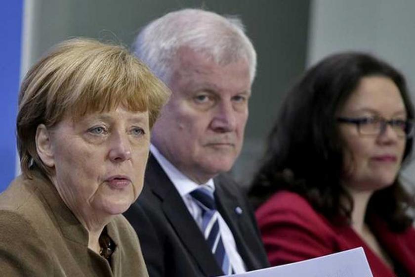 Almanya'da yeni hükümet hazırlıkları hızlandı