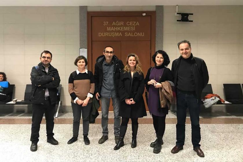 Barış imzacısı 4 akademisyen hakim karşısına çıktı