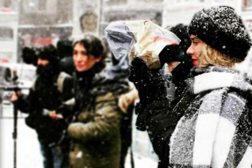 ÇGD'den Evrensel Muhabiri Eylem Nazlıer'e ödül