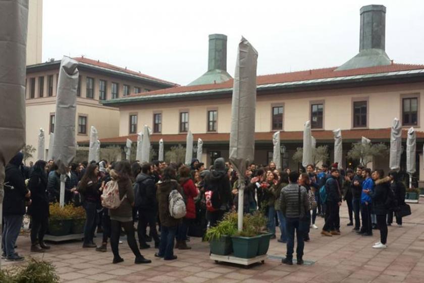 Koç Üniversitesi'nde zam festivali