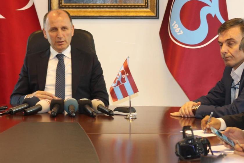 Trabzonspor'da, olağanüstü genel kurul kararı