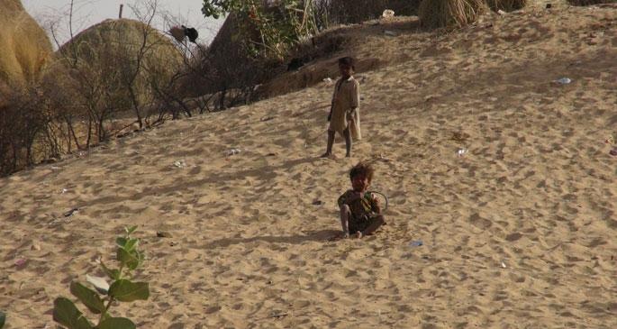 Açlık ve kuraklık yüzünden 4 ayda 116 ölüm