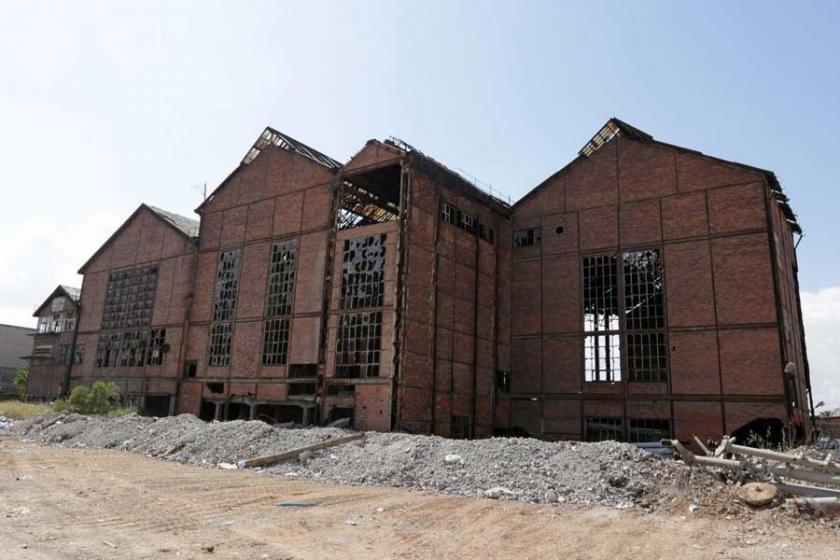 Alsancak elektrik fabrikasının satışına karşı dava açıldı