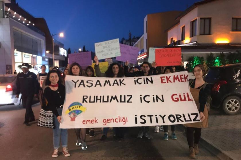 Kıbrıs ve Elazığ'da 8 Mart kutlamaları
