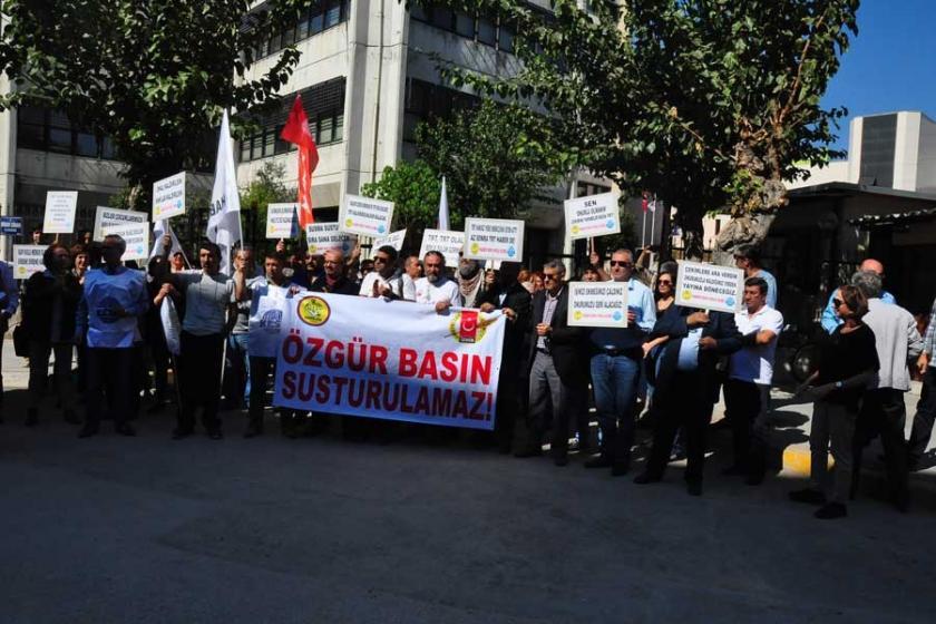 TRT İzmir: OHAL var, eylem için izin alın