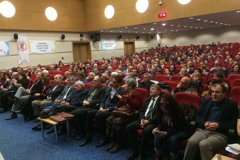 Hekimler Tıp Haftası'nda buluştu: Hamzaoğlu'ya özgürlük