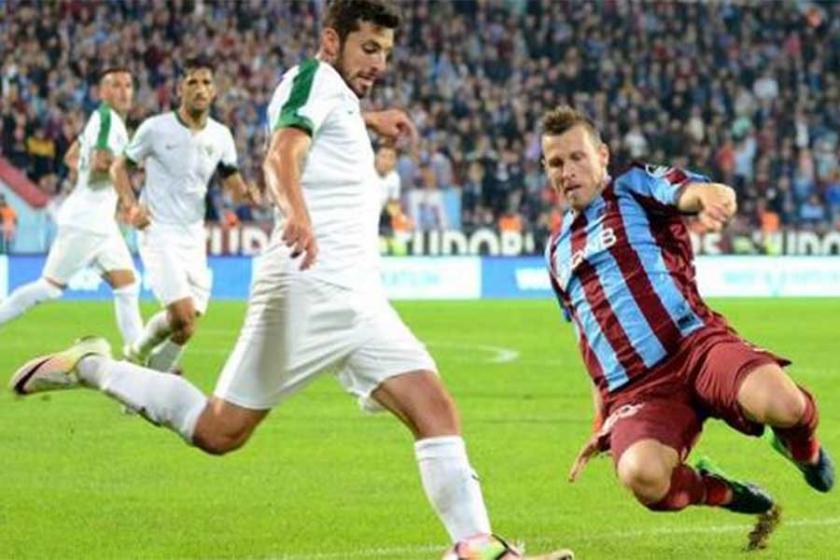 Trabzonspor, zorlu Akhisar deplasmanında