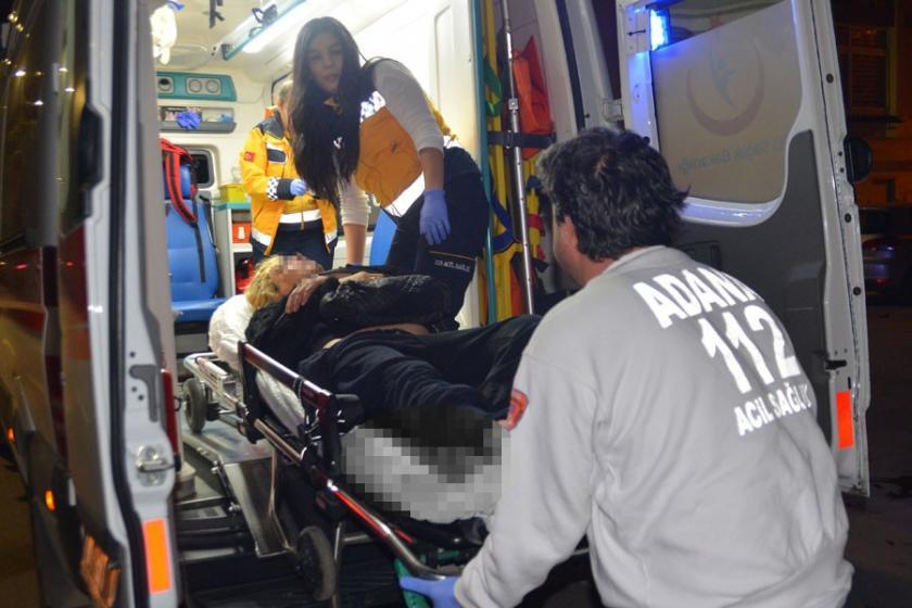 Adana'da trans kadına bıçaklı saldırı