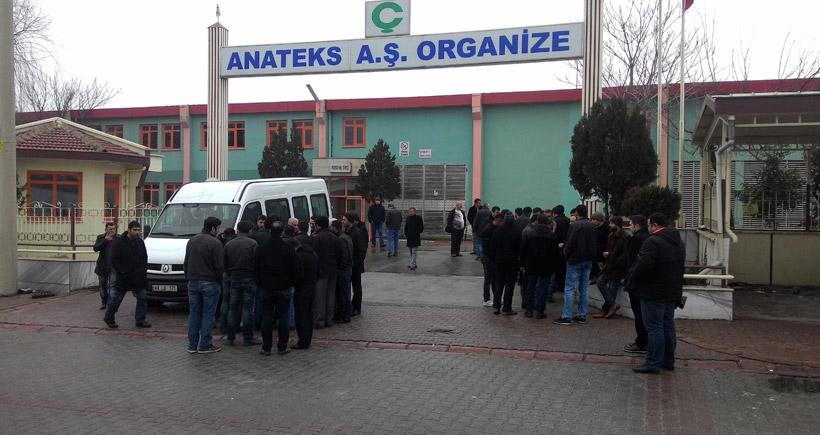 Malatya'da  İPAŞ-Anteks işçisine kız vermiyorlar