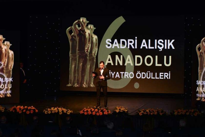8. Sadri Alışık Anadolu Tiyatro Oyuncu Ödülleri 26 Mart'ta