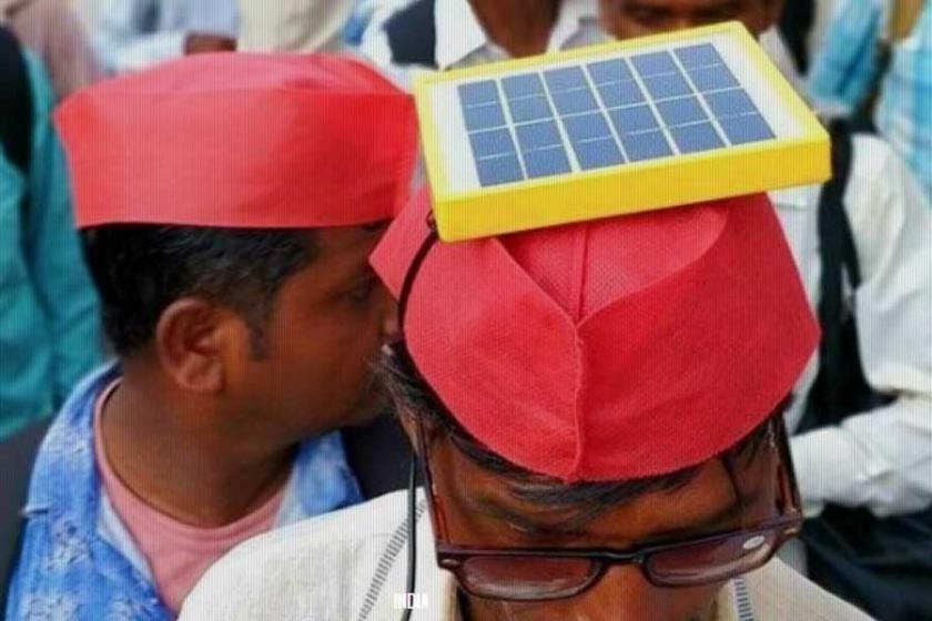 Hindistan: Panelimi takarım, mücadeleme bakarım!