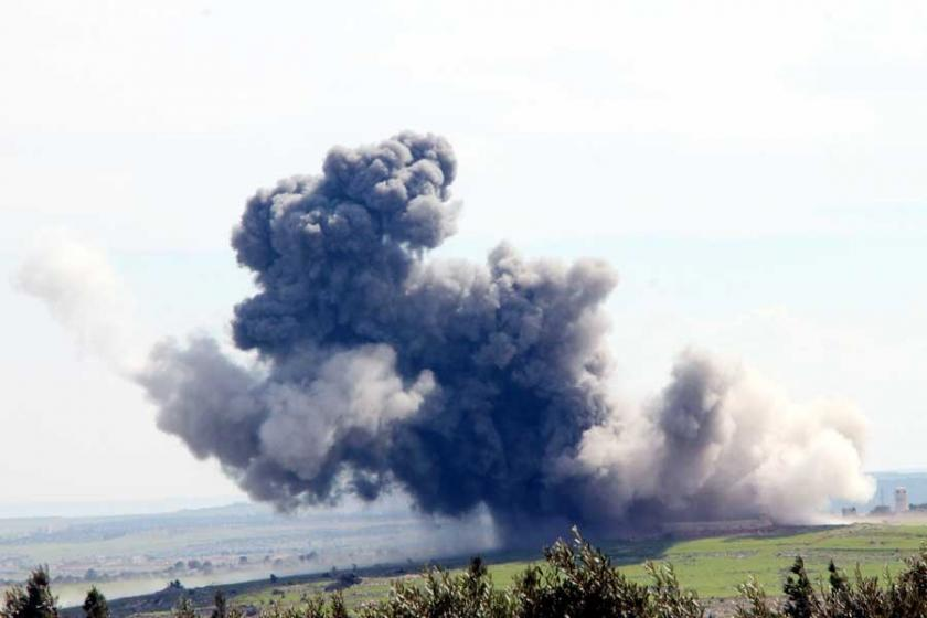 Afrin operasyonunda 55. gün: 1 asker hayatını kaybetti